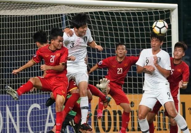 Vietnam no puede repetir hazana en Campeonato Asiatico de Futbol sub-19 hinh anh 1