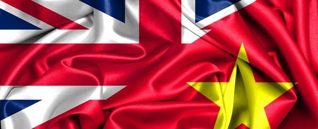 Impulsan intercambios multisectoriales entre Reino Unido y Ciudad Ho Chi Minh hinh anh 1