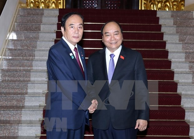 Vietnam da la bienvenida a inversores de prefectura japonesa de Saitama, afirma premier hinh anh 1