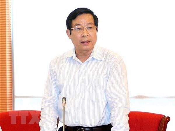 Premier vietnamita decide aplicar medidas disciplinarias contra exministro de Informacion y Comunicacion hinh anh 1