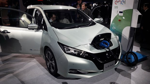 Ventas de nuevos automoviles en Tailandia se preven lleguen a un millon de unidades hinh anh 1