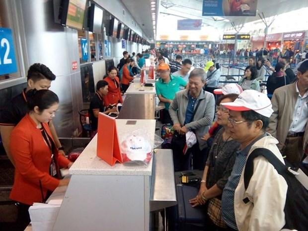 Jetstar Pacific incrementara vuelos de ciudad vietnamita con Taipei (China) hinh anh 1