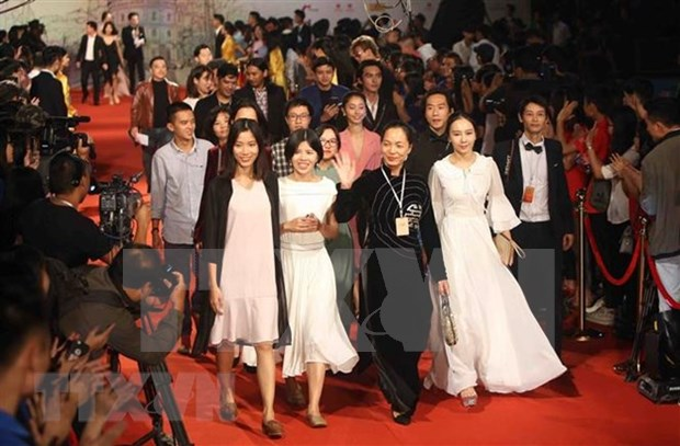 Inauguran en Hanoi quinto festival cinematografico internacional hinh anh 1