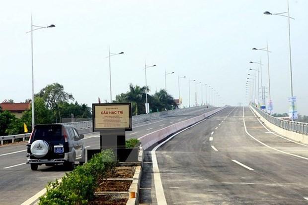Provincia vietnamita Phu Tho desarrolla infraestructura en zonas industriales hinh anh 1
