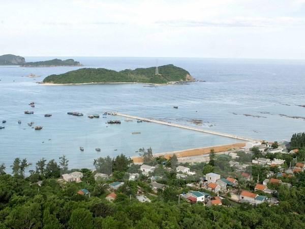 Distrito insular de Vietnam Co To prioriza desarrollo acuicola sostenible hinh anh 1