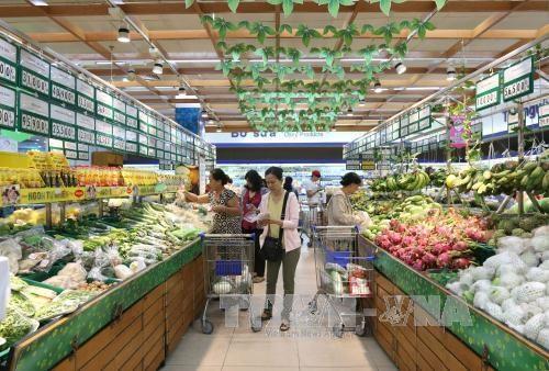Reportan leve aumento de indice de precios de Vietnam en octubre hinh anh 1