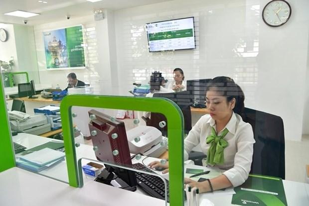 Bancos vietnamitas planean extender su presencia en el extranjero hinh anh 1