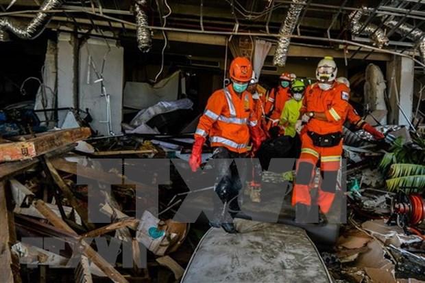 Comenzara en noviembre programa de recuperacion tras desastres naturales en Indonesia hinh anh 1