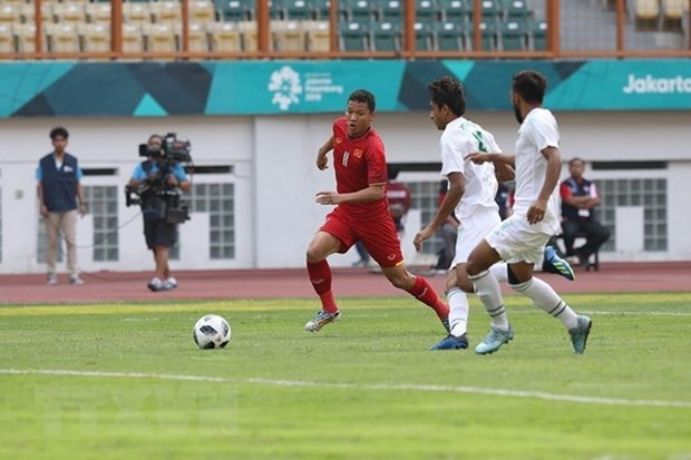 """Delantero vietnamita entre candidatos para premio """"Bota de Oro"""" en AFF Suzuki Cup- 2018 hinh anh 1"""