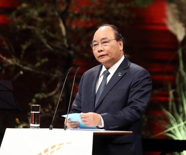 Premier de Vietnam asistira a Feria Internacional de Importaciones de China hinh anh 1