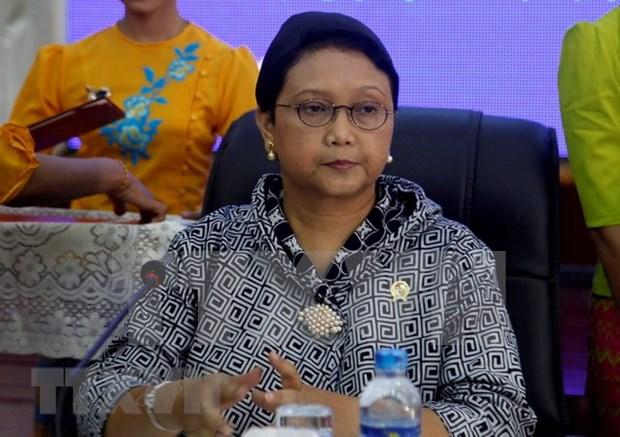 Indonesia reitera compromiso de conservar entorno maritimo en Conferencia Nuestro Oceano hinh anh 1