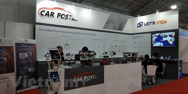 Cerca de 900 automoviles vendidos durante exposicion Vietnam Motor Show -2018 hinh anh 1