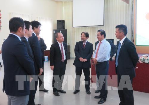 Provincia vietnamita de Long An comprometida a respaldar a empresas japonesas hinh anh 1