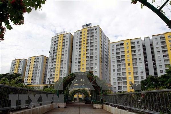 Inversores globales ponen sus ojos en mercado inmobiliario de Vietnam hinh anh 1