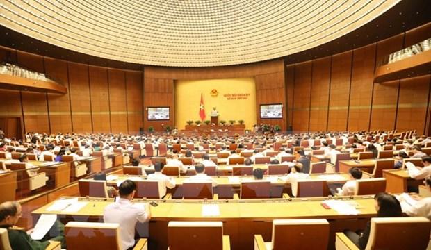 Parlamento de Vietnam proseguira interpelaciones a miembros del gabinete hinh anh 1