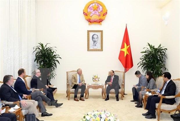 Premier recibe a embajador de turismo de Vietnam hinh anh 1