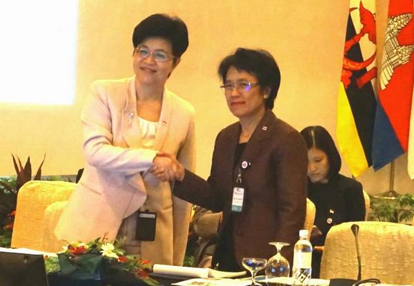 Tailandia asume presidencia de Conferencia de ASEAN sobre Servicios Civiles hinh anh 1