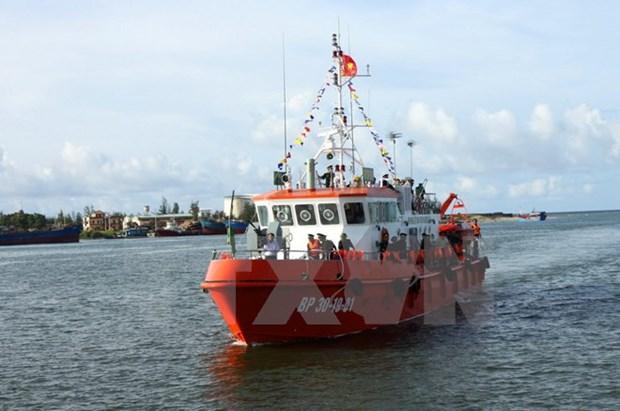Fuerzas policiacas maritimas de Vietnam y China robustecen cooperacion hinh anh 1
