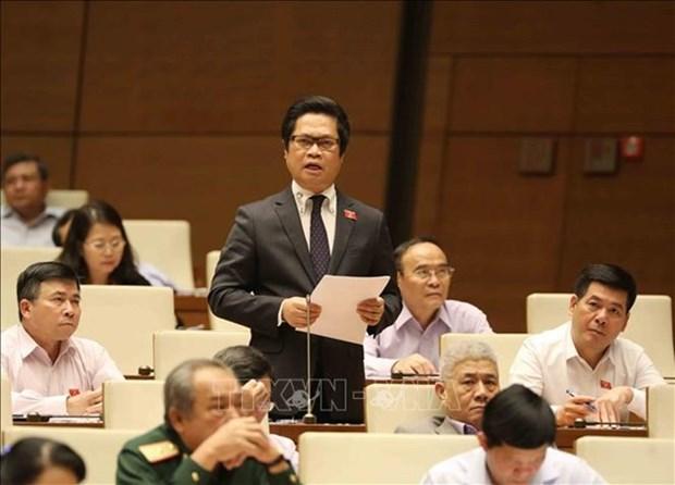 Vietnam enfrenta desafios para alcanzar el objetivo de un millon de empresas en 2020 hinh anh 1