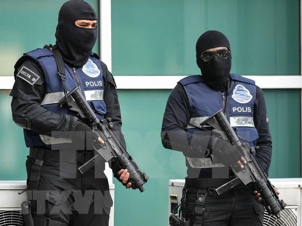 Malasia detiene a cinco sospechosos durante operacion antiterrorista hinh anh 1