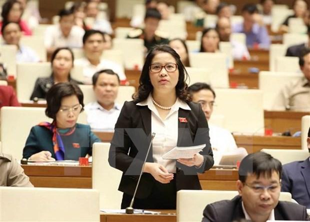 Premier de Vietnam rendira cuentas ante el Parlamento hinh anh 1