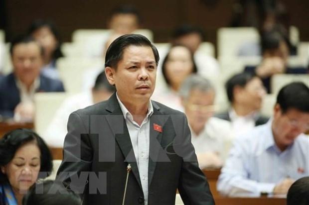 Parlamento de Vietnam interpela a ministros sobre asuntos de interes nacional hinh anh 1