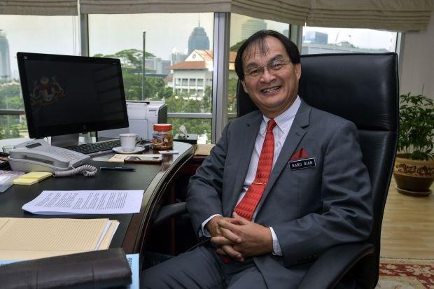 Ministro de Obras tiene el mayor salario mensual entre los parlamentarios de Malasia hinh anh 1