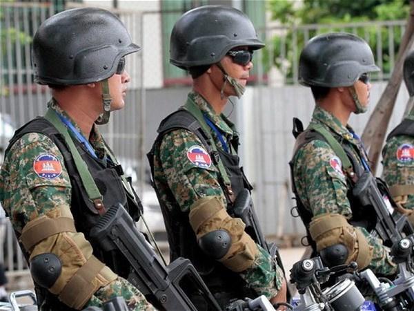 ASEAN adopta plan de accion contra el terrorismo hinh anh 1