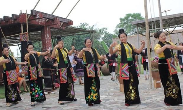 Actividades culturales de grupos etnicos resaltaran la gran unidad de Vietnam hinh anh 1