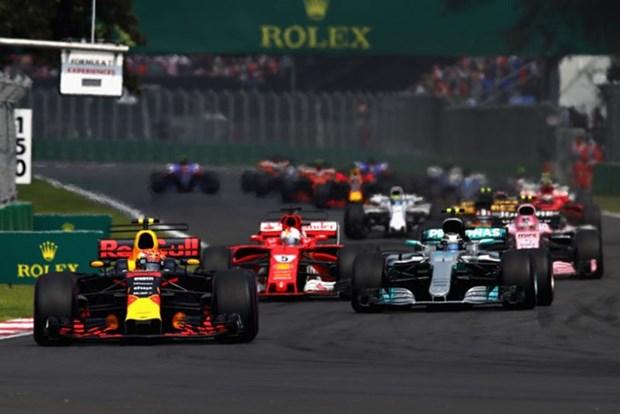 Vietnam acogera carrera automovilistica Formula 1 en 2020 hinh anh 1