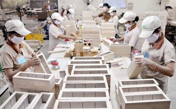Acuerdo con UE coadyuva a desarrollo sostenible del sector maderero de Vietnam hinh anh 1