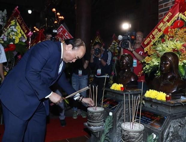 Conmemoran en Vietnam victoria de Truong Bon contra el imperialismo estadounidense hinh anh 1