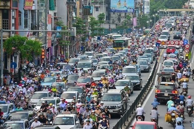 Hanoi llama a inversiones francesas en construccion de ciudad inteligente hinh anh 1