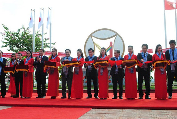 Can Tho inaugura zona industrial Vietnam-Japon hinh anh 1
