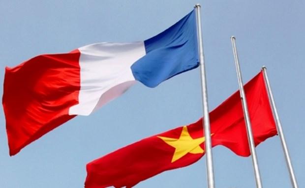 Ciudad Ho Chi Minh promueve colaboracion empresarial con Francia hinh anh 1