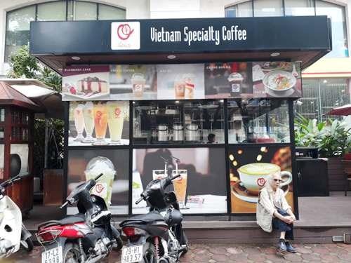 La cultura del delicioso cafe de Hanoi hinh anh 1