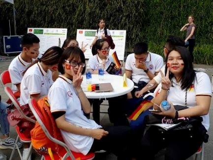 Alemania presente en el corazon de Hanoi hinh anh 2