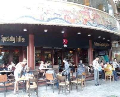 La cultura del delicioso cafe de Hanoi hinh anh 4