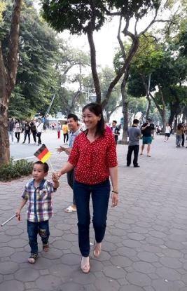 Alemania presente en el corazon de Hanoi hinh anh 3