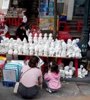 Colorear y divertirse, una opcion para los ninos de Hanoi hinh anh 6