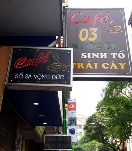 La cultura del delicioso cafe de Hanoi hinh anh 2