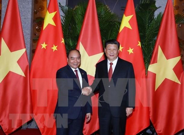 Vietnam impulsara comercio exterior en exposicion de importaciones en China, sostiene Premier hinh anh 1