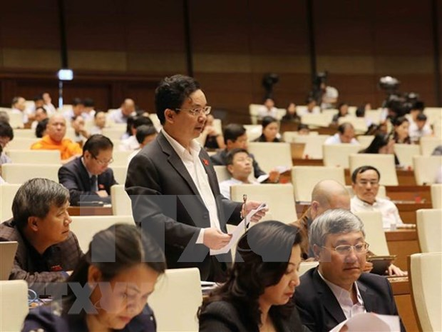 Comite Permanente del Parlamento vietnamita apoya prolongacion de concesion de e-visados a foraneos hinh anh 1