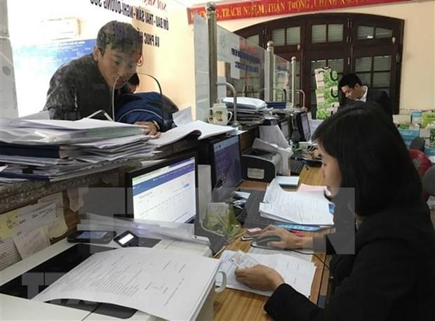 Sondeo de ONU aprecia calidad de servicios publicos en linea de Vietnam hinh anh 1