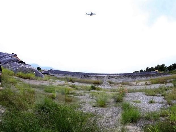 Vietnam y EE.UU. revisan cooperacion en desintoxicacion por dioxina en aeropuerto de Da Nang hinh anh 1