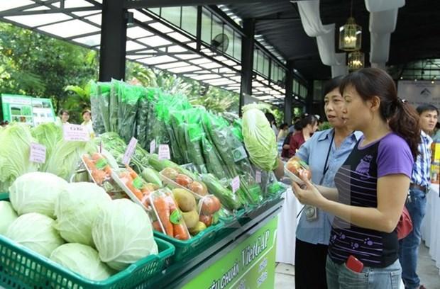 Impulsan ingreso de productos vietnamitas en mercado de ASEAN hinh anh 1