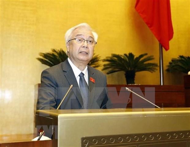 Legisladores de Vietnam analizan modificaciones de Ley de Educacion Superior hinh anh 1