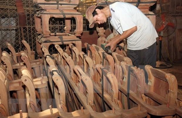 Provincia survietnamita mejora relaciones entre empresas y trabajadores hinh anh 1