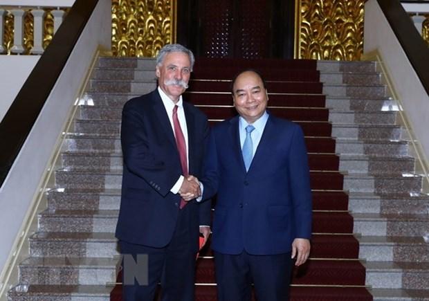 Premier de Vietnam reafirma apoyo a la organizacion de carrera F1 en Hanoi hinh anh 1