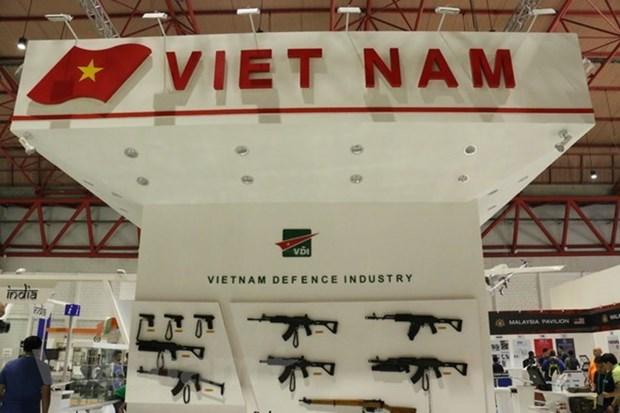 Vietnam asiste a Feria- exposicion Internacional de Defensa en Indonesia hinh anh 1